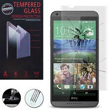 Film Verre Trempe Protecteur Protection Haute Qualite HTC Desire 816/ 816G Dual