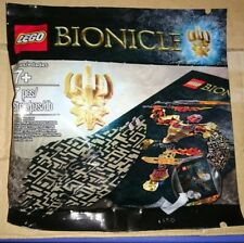 Lego 5004409 - Bionicle - Accesory Pack with Gold Mask Polybag / Promo