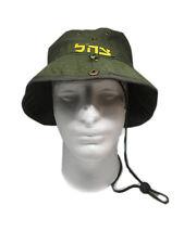 Hat Cap Israel Army Military Green idf Field Hunting Fishing Boonie Cotton Sun