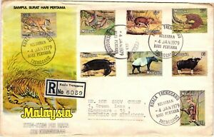 GP GOLDPATH: MALAYSIA COVER 1979 REGISTERED LETTER _CV641_P16