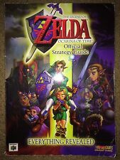 The Legend of Zelda : Ocarina of Time Official Strategy Guide by BradyGames