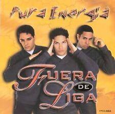 FREE US SHIP. on ANY 2 CDs! ~LikeNew CD Fuera De Liga: Pura Energia