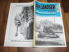 LANDSER GROSSBAND 1275  -- DEUTSCHE PANZER HALT/verschenkte Sieg/Dünkirchen 1940