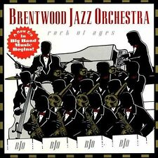 Rock Of Ages Brentwood Jazz Orchestra Audio CD