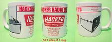 Hacker Record Player GP42 GP15 Gondolier Valve Radio  Coffee Mug