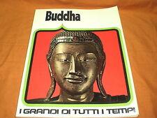 BUDDHA, I GRANDI DI TUTTI I TEMPI 1976 A COLORI IN 8°