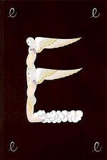 """Erte """"ALPHABET LETTER E""""  the Alphabet Suite 1976 full sheet from portfolio box"""