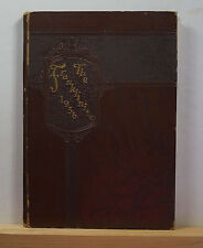 1936 Franklin High School Yearbook - The Franklinite- Pennsylvania PA Annual