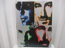 U2 Pop Sheet Music Song Book Songbook Guitar Tab Tablature
