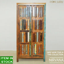Nirvana Reclaimed Recycled Timber bookshelf kitchen cabinet pantry cupboard
