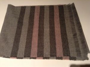 50% Cashmere And 50% Finest pure Lambs Wool scarf
