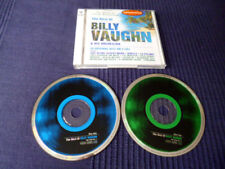 2xCD Billy Vaughn & Orchestra 50 Best Of Greatest Hits Repertoire Wheels