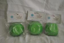 Martha Stewart 75 Cupcake Liners Green