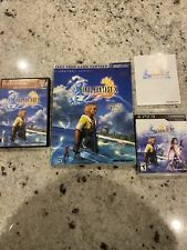 New listing Final Fantasy X w/Strategy Guide (Ps2) And Final Fantasy X/X-2 (Ps3) - Complete!