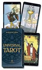 Universal Tarot (Professional Edition) Large Cards Deck by Lo Scarabeo