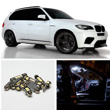 25×white Interior LED light bulb full kit for BMW X5 E70 M (2007-2013)