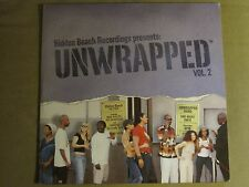 V/A HIDDEN BEACH PRESENTS UNWRAPPED VOL. 2 2LP ORIG '02 RARE RAP HIP HOP JAZZ NM