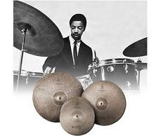 Istanbul Mehmet Tony Williams Tribute Cymbals Pack Box Set TW-SET (14/18/22+Bag)