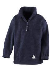 Pulls et cardigans bleus polaire pour garçon de 2 à 16 ans