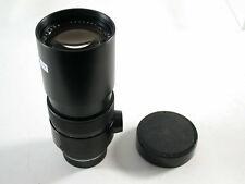 LEICA Telyt R 4/250 250 250mm F4 4 adaptable M A7 NEX EOS /16