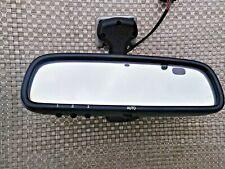 Saab 9 5 Rear View Auto Dim Compass Home Link Mirror 015805