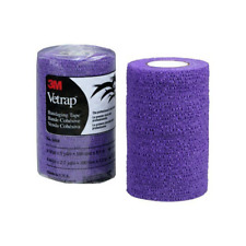 3M Vetrap Bandaging Tape, 1410Pr Purple