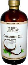 Coconut Oil MCT, Buried Treasure, 16 oz