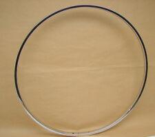 NOS Araya Bicycle 27 x 1 1/4 w/o HP Steel 36 Hole Bicycle Wheel Rim Japan