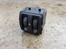 Renault Megane MK2 Headlight Level / Interior Dimmer Switch 8200095495