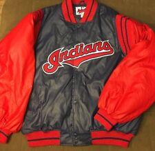 Majestic Diamond Collection Cleveland Indians MLB Dugout Jacket SZ XL  Playoff s d801054de