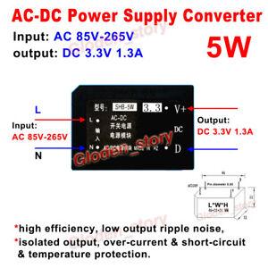 AC-DC AC 110V 220V 230V to 3.3V 1.3A 5W Converter Switching Power Supply Module