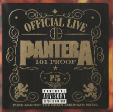 Pantera - Official - Live -101-Proof-CD-1997