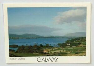 IRISH POSTCARD,LOUGH CORRIB, GALWAY,  TT44