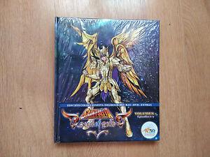Saint Seiya /Los Caballeros del Zodiaco - Soul Of Gold DVD y Blu Ray - Volumen 2