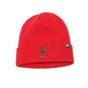 '47 brand EPL Liverpool FC Red Raised Cuff Knit Beanie