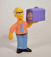 "2007 Russ Cargill 3.75"" Burger King Movie Action Figure Simpsons"