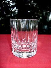 BACCARAT HARMONIE OLD FASHIONED WHISKEY GLASS VERRE GOBELET A WHISKY 10 CM 10CM