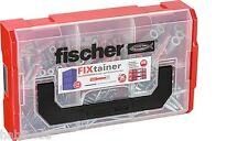 FIXtainer - DUOPOWER + Schraube (210) Dübel-Set