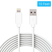Original 10 feet/3M  APPLE iPhone 11 PRO X XS XR 8 7 6S Fast Charging USB Cable