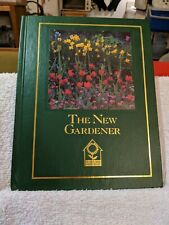1995 National Home Gardening Club - The New Gardener Book excellent