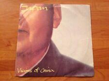 JAPAN / 1981 Vinyl 45rpm Single / VISIONS OF CHINA