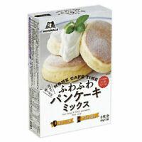 Morinaga, Fluffy Pancake Flour Mix, Very Soft Pancake, 170g (Product of Japan)