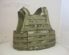 FLYYE MOLLE PC Plate Carrier Tactical Vest – MultiCam CRYE Precision – size S