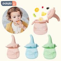 Soother Baby Infant Pacifier Nipple Teether Fresh Fruit Food Milk Feeding Nipple