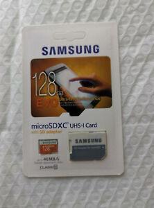 Samsung EVO+ 128GB Class10 Micro SD Card C10 80MB/S SDHC SDXC UHS-1 Flash