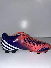 Adidas Predator Predito Mens Soccer Shoes Purple Orange Size 7