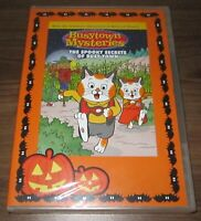 The Spooky Secrets of Busy Town, BusyTown Mysteries (DVD, 2009) ~ sealed new
