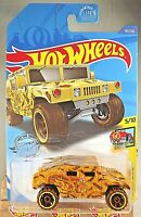 Hot Wheels 2020 HW Art Cars Humvee Lot of 2-161//250 US Case J