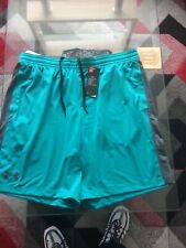 Men's New Under Armour MK-1 Shorts - Fitness Sports Gym Summer - Green