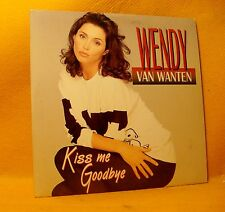 Cardsleeve Single CD WENDY VAN WANTEN Kiss Me Goodbye 2TR 1995 ABBA COVER